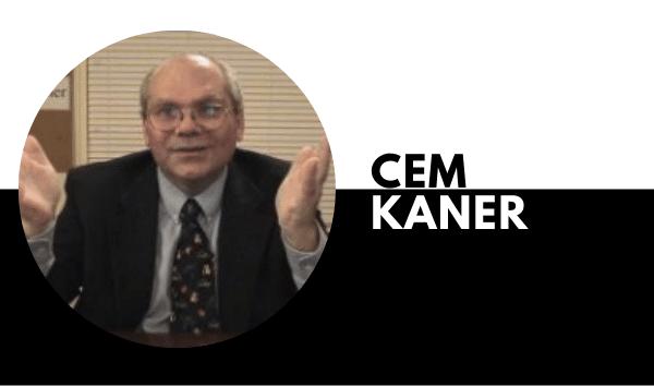 Cem Kaner Profile Photo