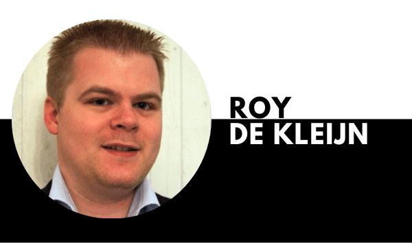 Roy de Kleijn Profile Photo
